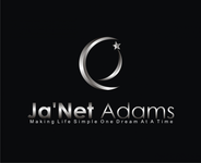 Ja'Net Adams  Logo - Entry #33