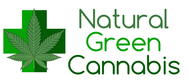 Natural Green Cannabis Logo - Entry #59