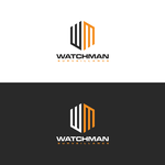 Watchman Surveillance Logo - Entry #249