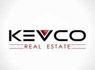 KevCo Real Estate Logo - Entry #4