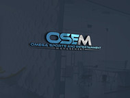 Omega Sports and Entertainment Management (OSEM) Logo - Entry #80