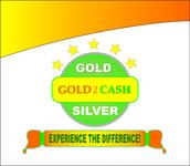 Gold2Cash Logo - Entry #31