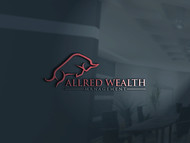 ALLRED WEALTH MANAGEMENT Logo - Entry #271