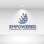 Empowered Financial Strategies Logo - Entry #319