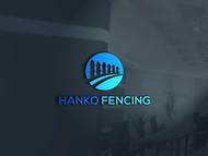Hanko Fencing Logo - Entry #160