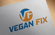 Vegan Fix Logo - Entry #7