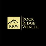 Rock Ridge Wealth Logo - Entry #155