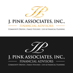 J. Pink Associates, Inc., Financial Advisors Logo - Entry #29
