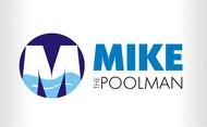 Mike the Poolman  Logo - Entry #134