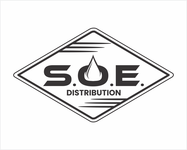 S.O.E. Distribution Logo - Entry #86