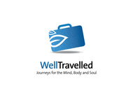 Well Traveled Logo - Entry #32