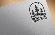 Tuzzins Beach Logo - Entry #230