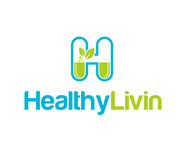 Healthy Livin Logo - Entry #649