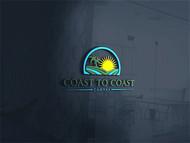 coast to coast canvas Logo - Entry #97
