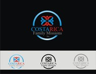 Costa Rica Family Missions, Inc. Logo - Entry #38