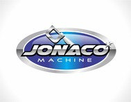 Jonaco or Jonaco Machine Logo - Entry #103
