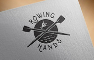 Rowing Hands Logo - Entry #63