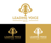 Leading Voice, LLC. Logo - Entry #50