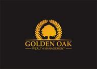 Golden Oak Wealth Management Logo - Entry #123