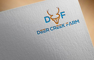 Deer Creek Farm Logo - Entry #56