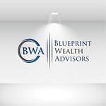 Blueprint Wealth Advisors Logo - Entry #363