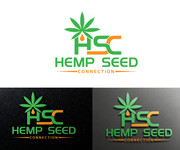 Hemp Seed Connection (HSC) Logo - Entry #75