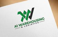 A1 Warehousing & Logistics Logo - Entry #57