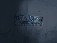 Baker & Eitas Financial Services Logo - Entry #197