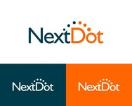 Next Dot Logo - Entry #4
