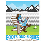 Boots and Birdies Logo - Entry #33