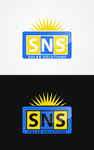 SNS Solar Solutions Logo - Entry #18