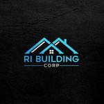 RI Building Corp Logo - Entry #6