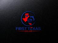 First Texas Solar Logo - Entry #14