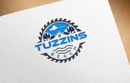 Tuzzins Beach Logo - Entry #183