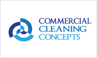 Commercial Cleaning Concepts Logo - Entry #67