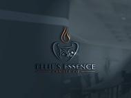ellie's essence candle co. Logo - Entry #32