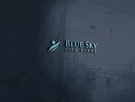 Blue Sky Life Plans Logo - Entry #90