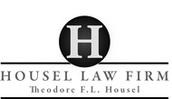 Housel Law Offices  : Theodore F.L. Housel Logo - Entry #5