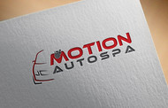 Motion AutoSpa Logo - Entry #128
