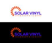 Solar Vinyl Graphics Logo - Entry #42