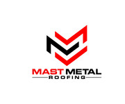 Mast Metal Roofing Logo - Entry #180