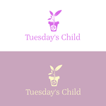 Tuesday's Child Logo - Entry #146