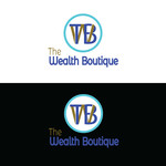 the wealth boutique Logo - Entry #70