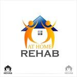At Home Rehab Logo - Entry #100