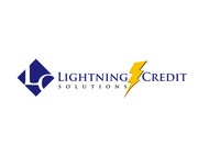 Lightning Credit Solutions Logo - Entry #18