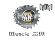 Muscle MIll Logo - Entry #116