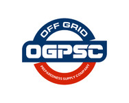 Off Grid Preparedness Supply Company Logo - Entry #44
