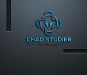 Chad Studier Insurance Logo - Entry #374