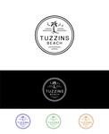 Tuzzins Beach Logo - Entry #168
