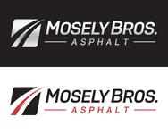 Moseley Bros. Asphalt Logo - Entry #25